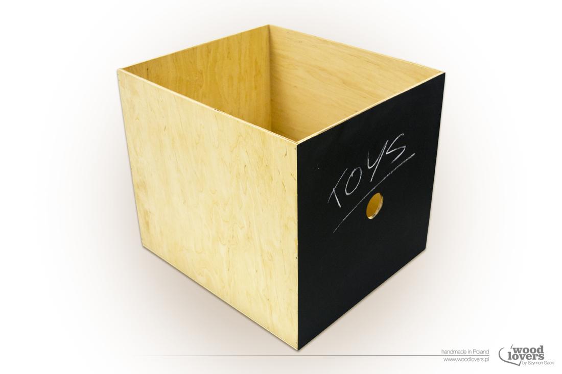 expectit chalk – holzkiste für ikea bücherstand | woodlovers