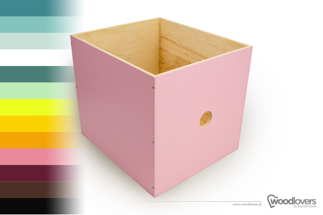 Expectit u wooden box for ikea bookstand woodlovers szymon