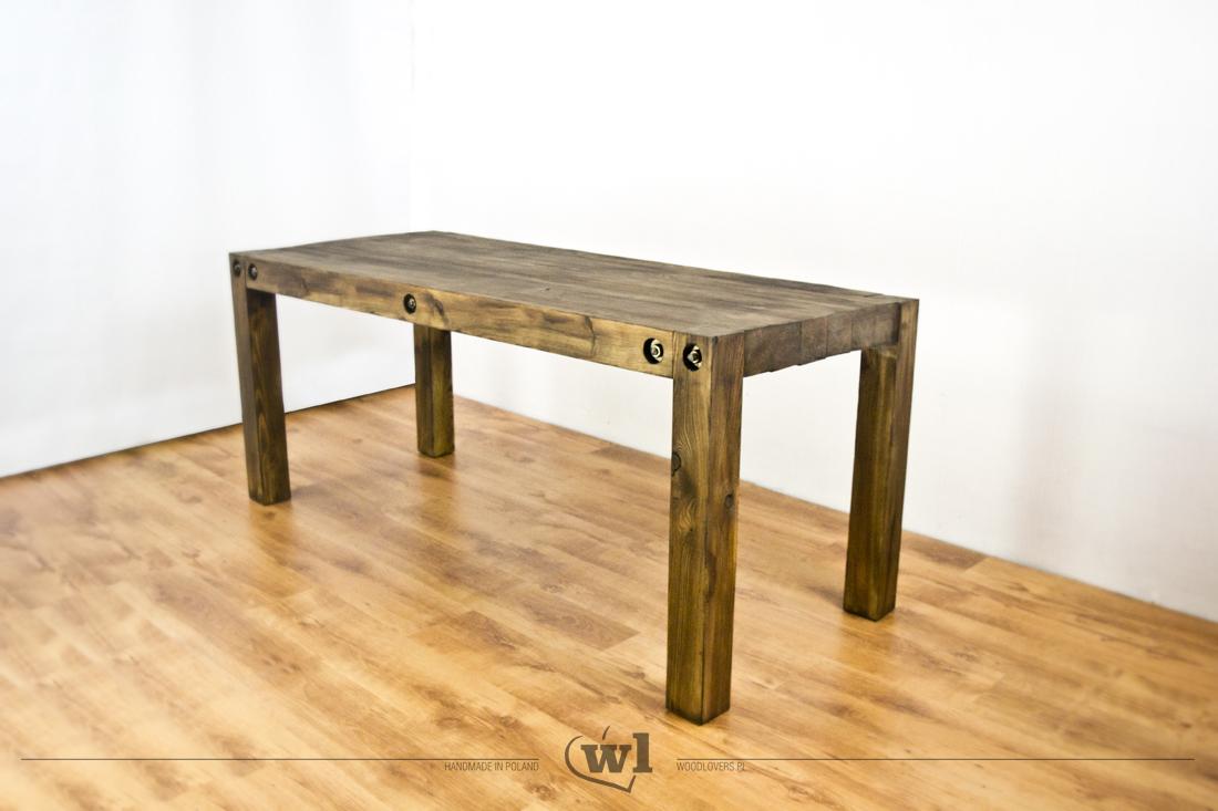 Massiver Holztisch Fur Wohnzimmer Oder Garten Woodlovers Szymon